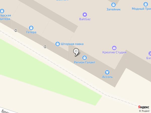 RamLesStores на карте Раменского