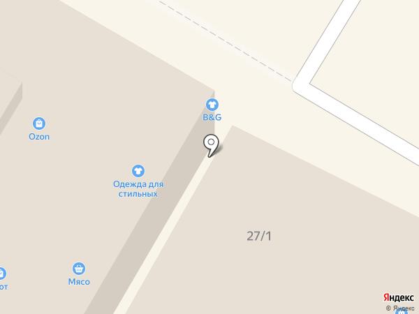 Женева на карте Раменского