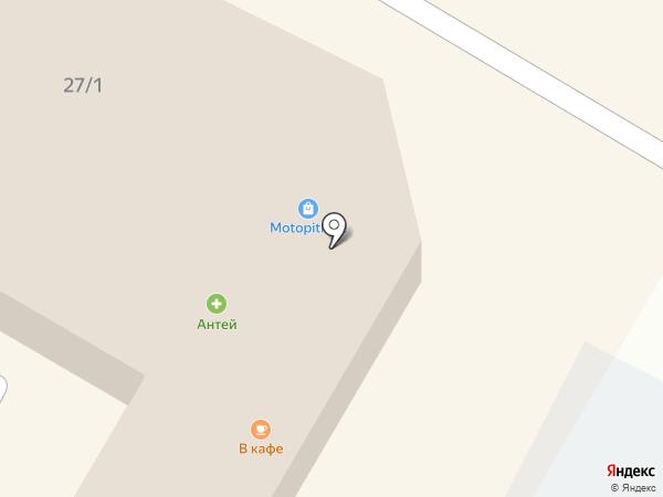 Ген-Снаб на карте Раменского
