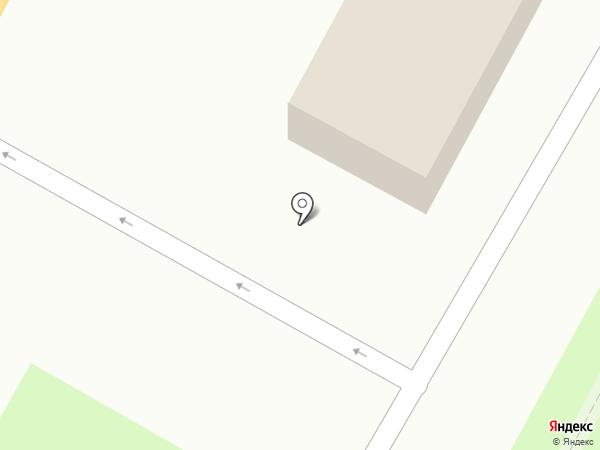 Магазин обоев на карте Раменского