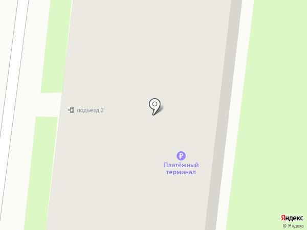 Рам-Ковка на карте Раменского