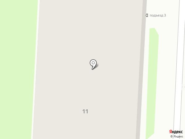 KARBIX на карте Раменского