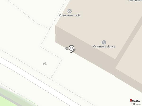 Мебельные просторы на карте Раменского