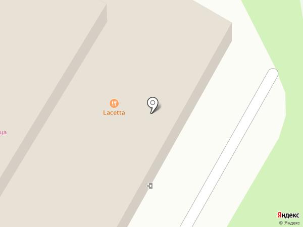 Lacetta на карте Раменского