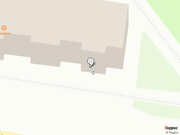 Севан на карте Раменского