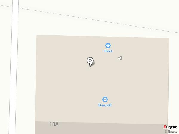 Ника на карте Раменского