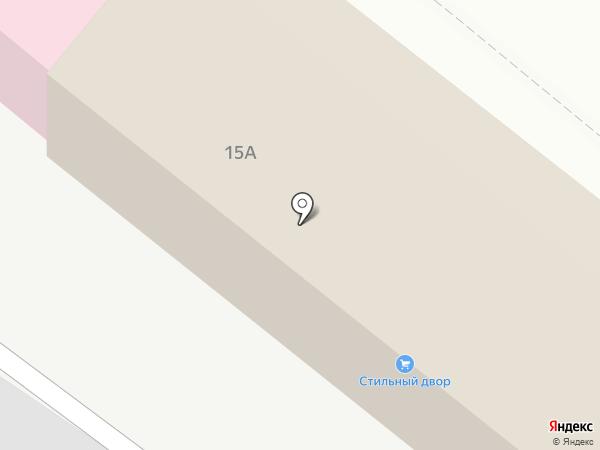 Люкс-Композит на карте Раменского