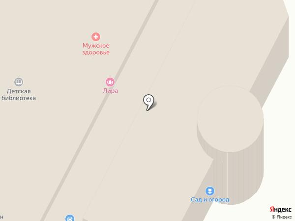 Элемент на карте Раменского
