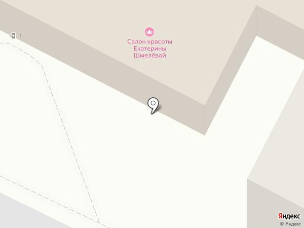 Салон красоты Екатерины Шмелевой на карте Раменского