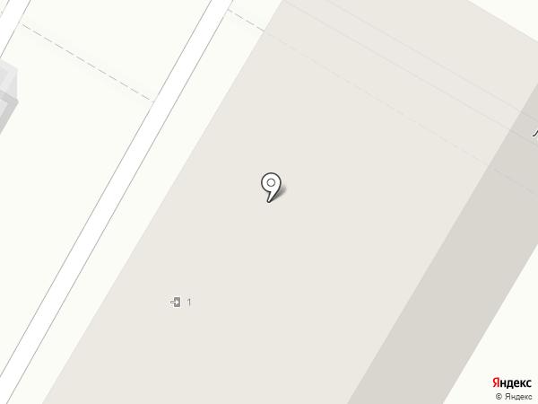 Прачечная на карте Раменского