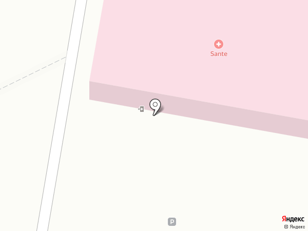 Sante на карте Раменского