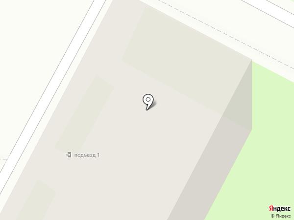 Погребок на карте Раменского