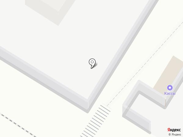 Магазин фастфудной продукции на карте Раменского