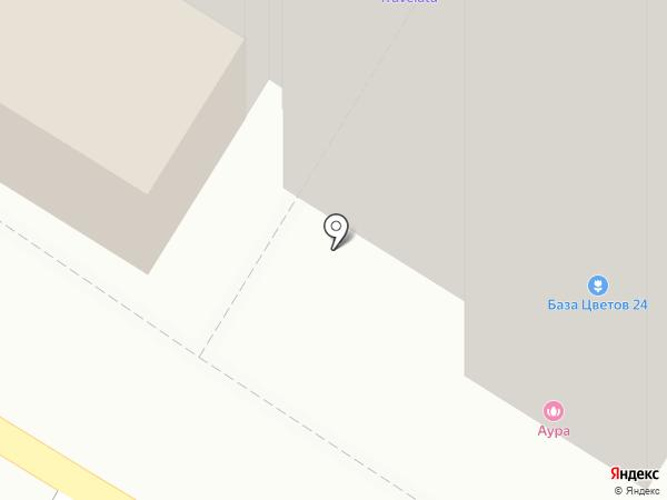 PEGAS TOURISTIK на карте Раменского