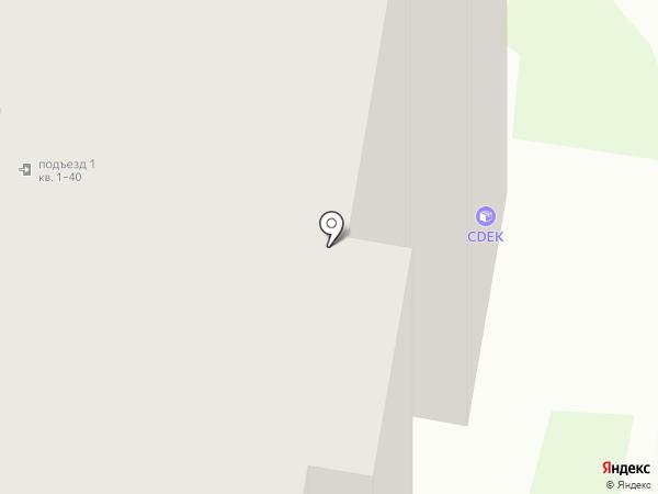 Электрогорскмебель на карте Раменского