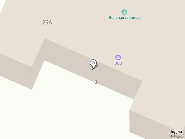 Родина на карте Раменского