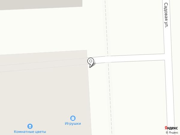 Ритуальная фирма на карте Новомосковска