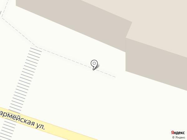 Мострансавто, ГУП на карте Раменского
