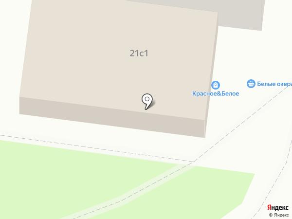Продуктовый магазин на карте Раменского