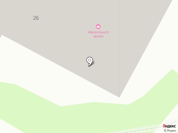 Пять Элементов на карте Раменского