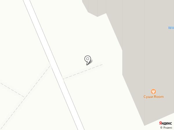 Суши Room на карте Раменского
