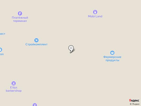 Азбука вкуса на карте Раменского