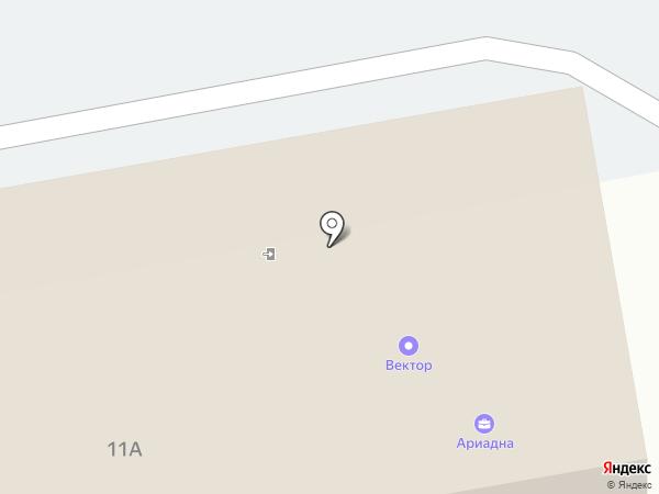 ТулаТИСИЗ на карте Новомосковска