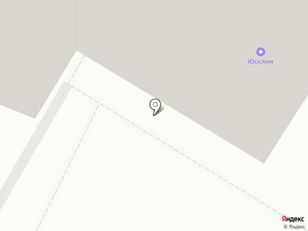 ЮИТ-Сервис на карте Раменского