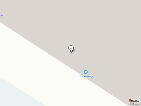 Магазин хозтоваров на карте Раменского