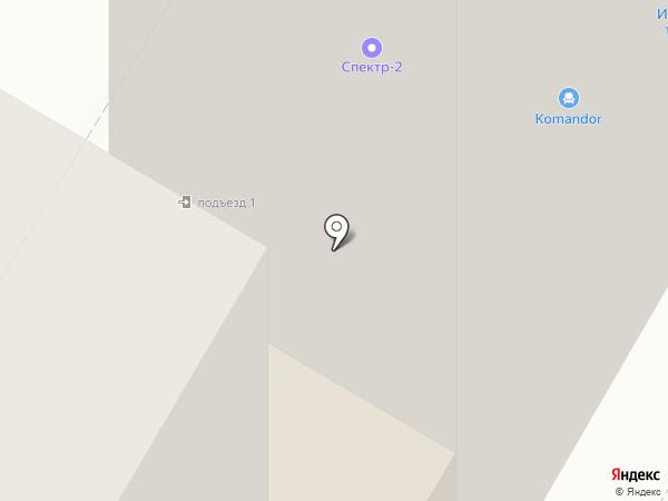Бигуди на карте Раменского