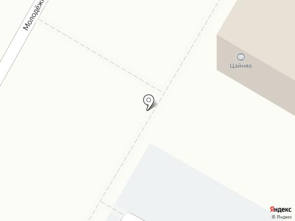 Магазин мяса на карте Раменского