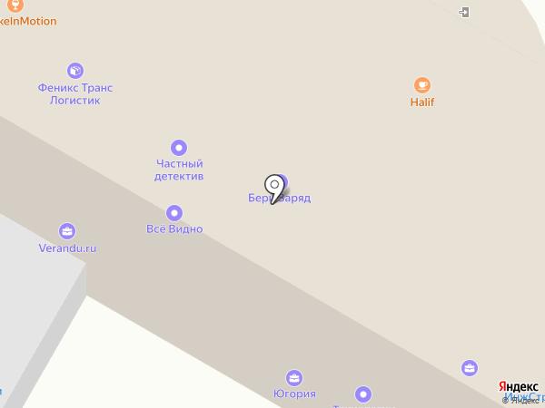 РамСваи на карте Раменского