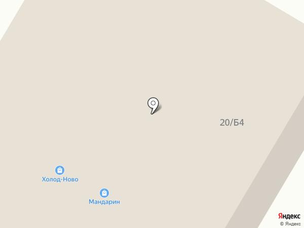 Тех Сервис Ново на карте Раменского