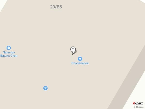 Дом Маляра на карте Раменского
