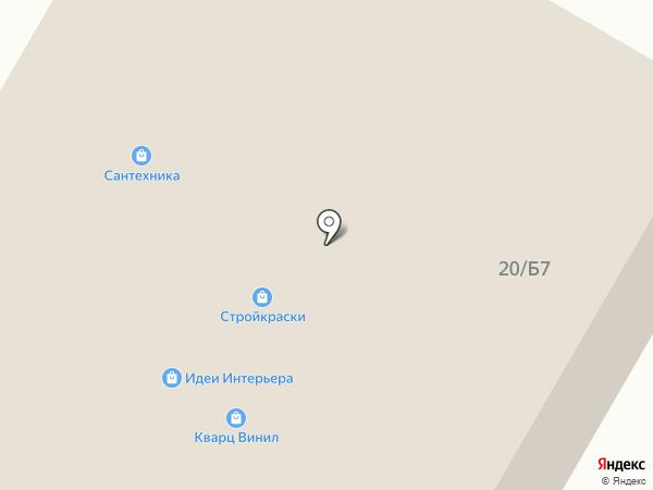 Идеи интерьера на карте Раменского