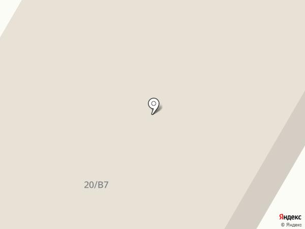 Магазин отделочных материалов и мебели для бани на карте Раменского