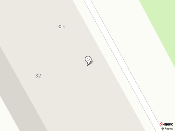 Ателье на карте Новомосковска