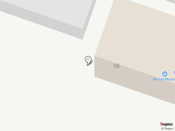 Магазин автозапчастей для автомобилей ГАЗ на карте Раменского