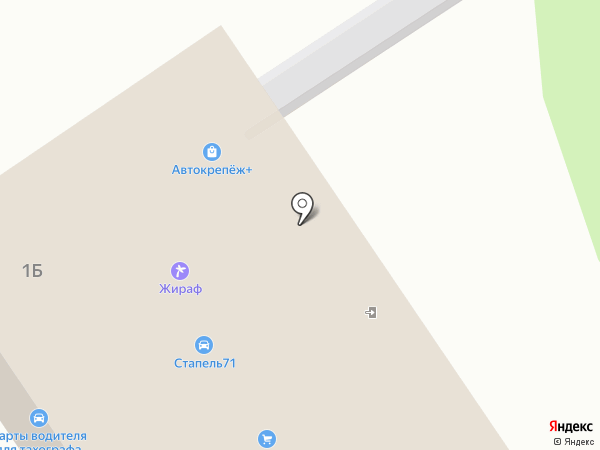 Оконные технологии на карте Новомосковска