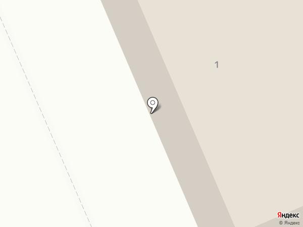 Исправительная колония №1 на карте Донского