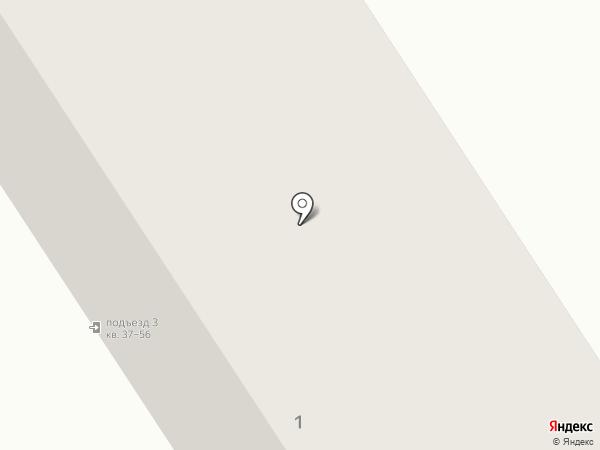 Валентина на карте Новомосковска