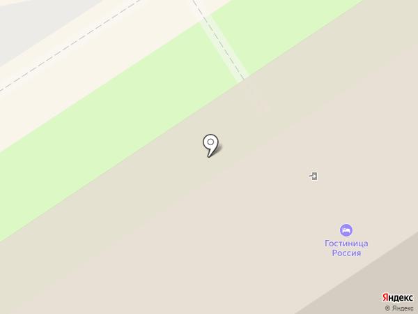 БАЛТБЕТ на карте Новомосковска
