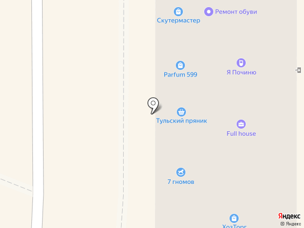 SPORTSNAB.NET на карте Новомосковска