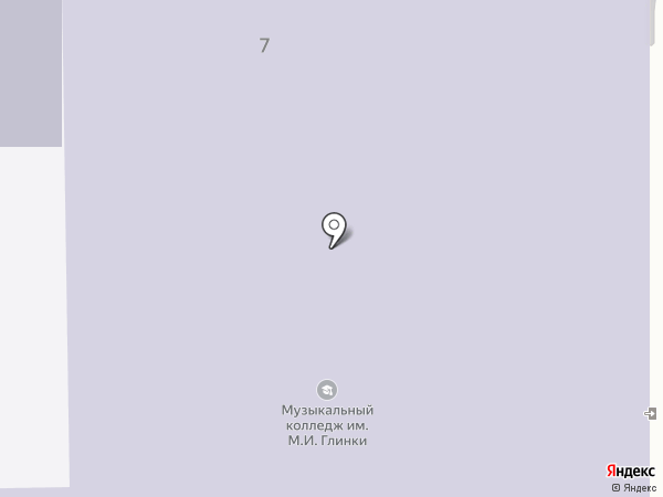 НМК на карте Новомосковска