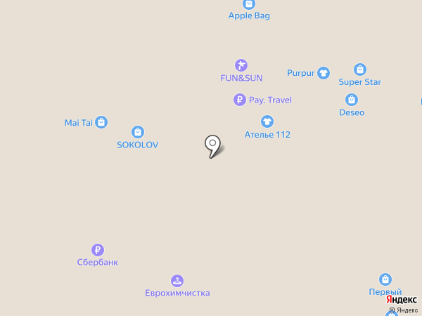 МИР Будущего на карте Новомосковска