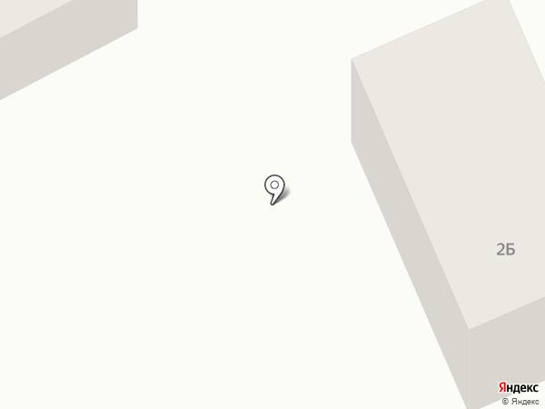 Кенго на карте Новомосковска