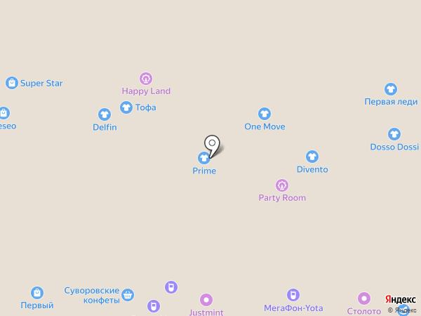 Jenavi на карте Новомосковска