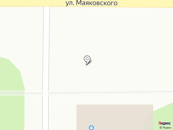 Чистюлька на карте Новомосковска