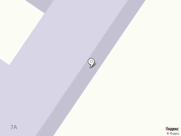 Ахтырский техникум Профи-Альянс на карте Ахтырского