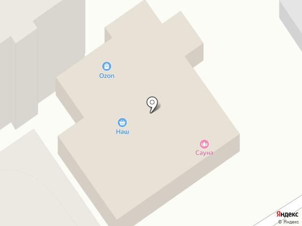 Наш на карте Донского